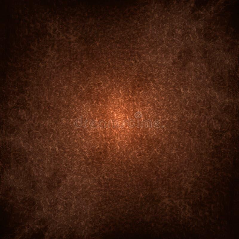 Texture en cuir foncée illustration de vecteur