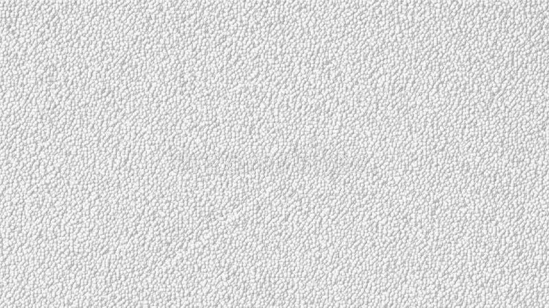 Texture en cuir gris-clair de fond illustration stock