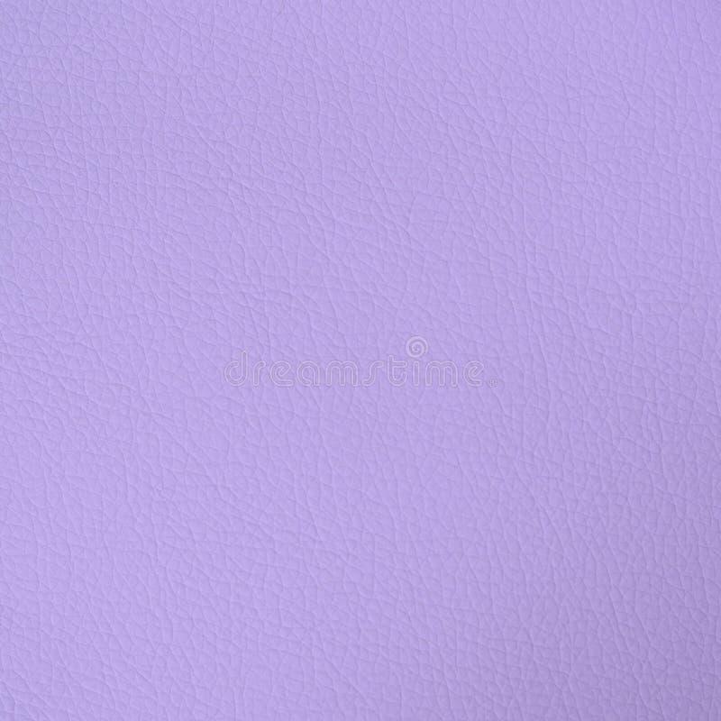 Texture en cuir mauve-clair image libre de droits