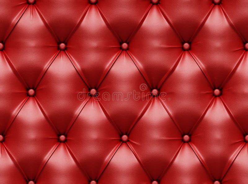 Texture en cuir sans joint photographie stock
