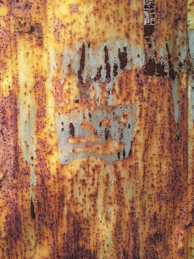 Texture 2 en métal images libres de droits