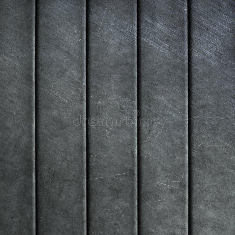Texture en métal illustration de vecteur
