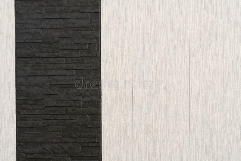 Texture en pierre décorative blanche comme fond ou conception de papier peint photos libres de droits