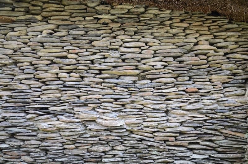 Texture en pierre de maison photo libre de droits