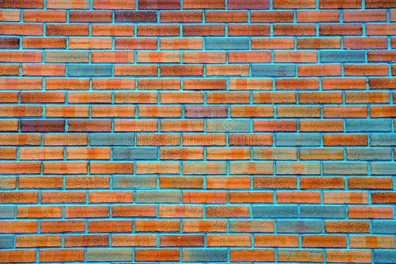 Texture en pierre lumineuse d'un mur de briques images stock
