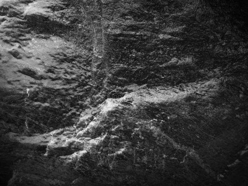 Texture en pierre noire photos libres de droits