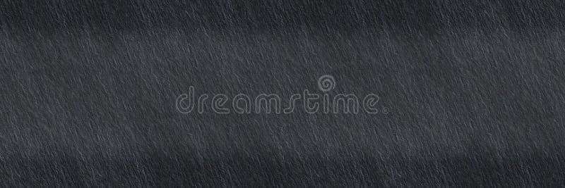 texture en pierre noire horizontale pour le mod?le et le fond image stock