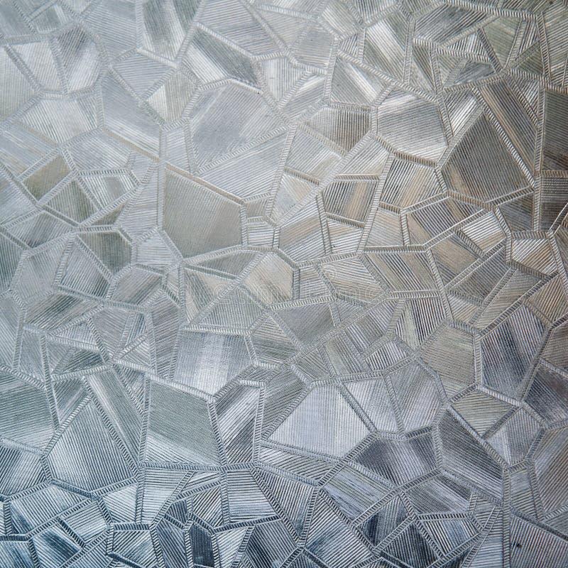 Texture en verre images libres de droits