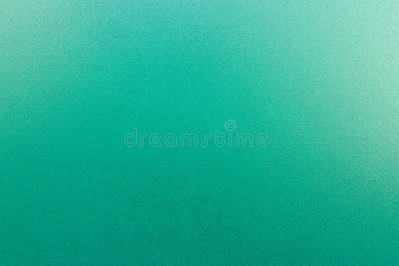 Texture en verre givré de turquoise images libres de droits