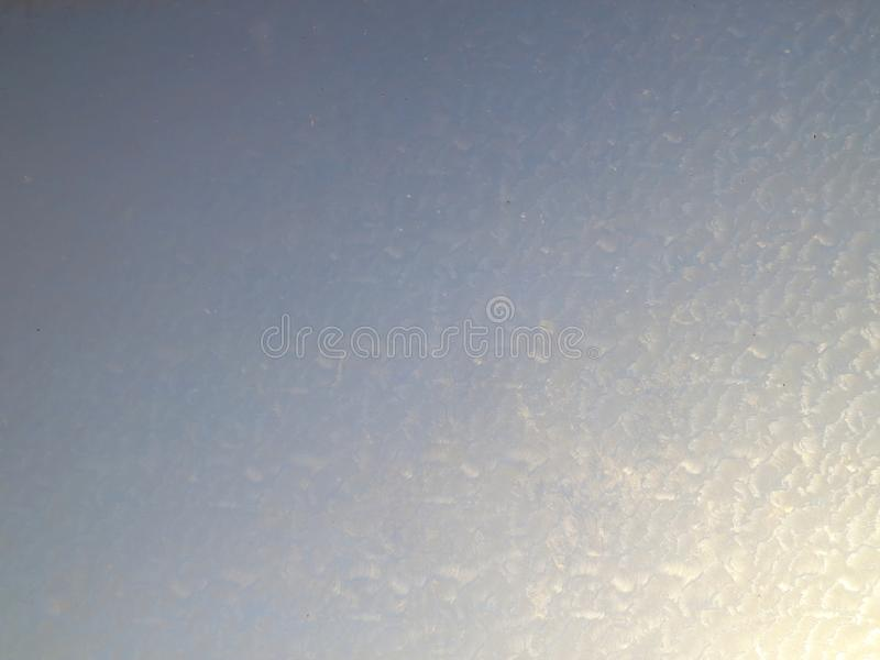 Texture en verre opaque images stock