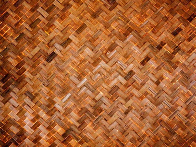 Texture et fond en bambou photo libre de droits