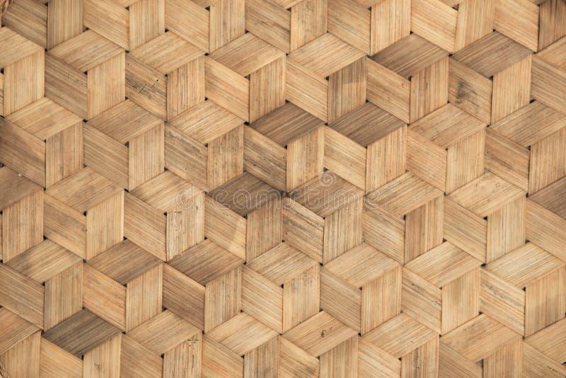 Texture et fond en bambou images libres de droits
