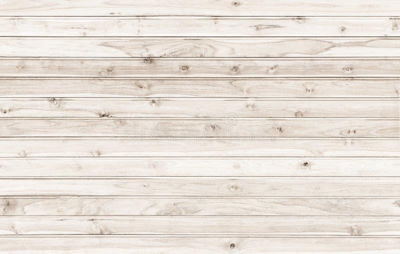 Texture et fond en bois de mur de nouveau teck photo stock
