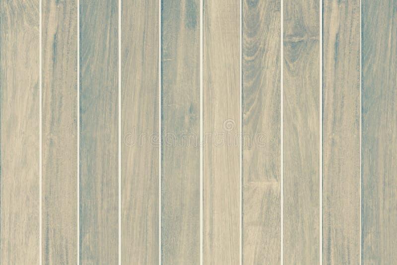 Texture et fond en bois naturels de mur de vintage image libre de droits