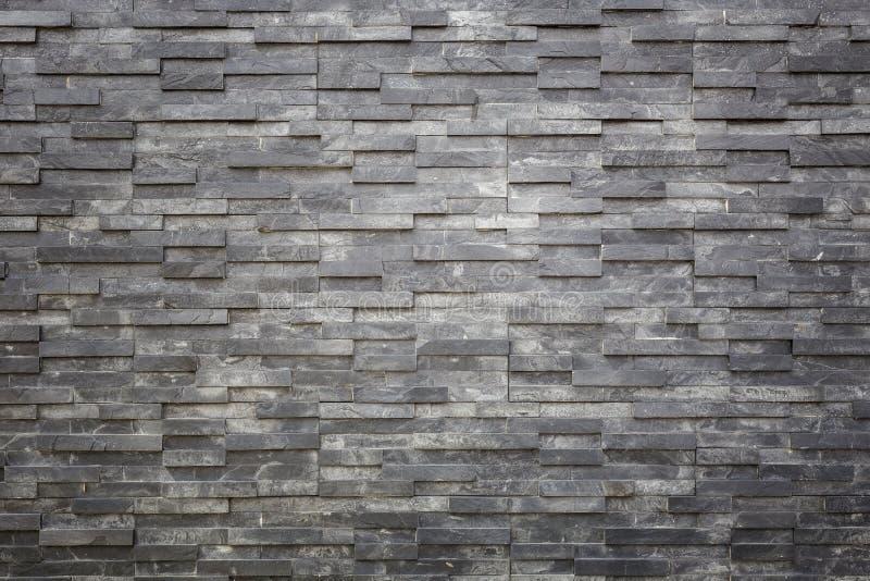Texture Et Fond Noirs De Mur DArdoise De Intrieur Ou Extrieur