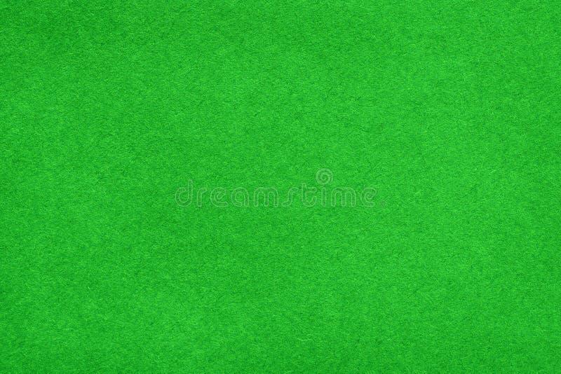Texture et fond verts de carton images libres de droits
