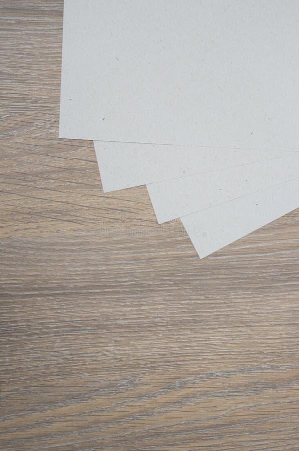 Texture et papper en bois photo libre de droits