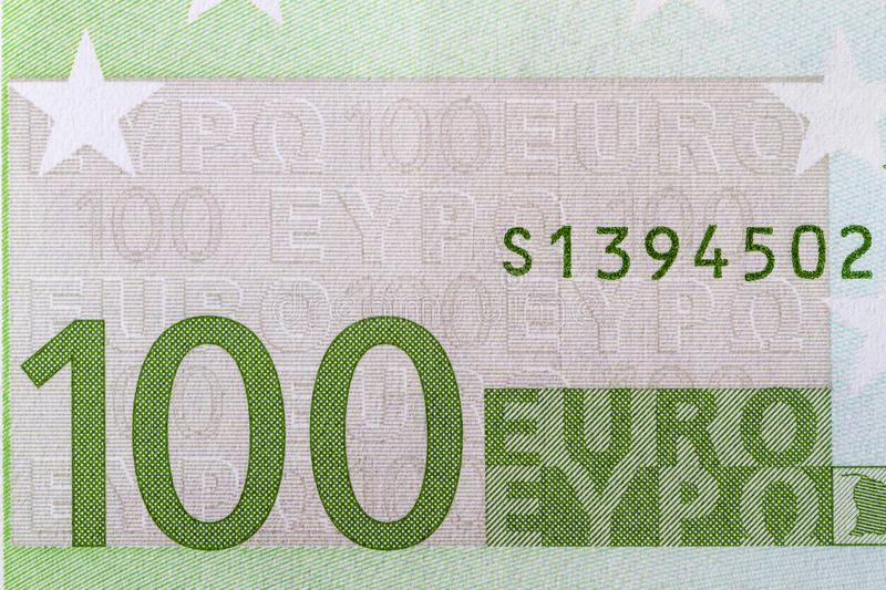 Download Texture 100 euro banknotes stock image. Image of union - 30359595