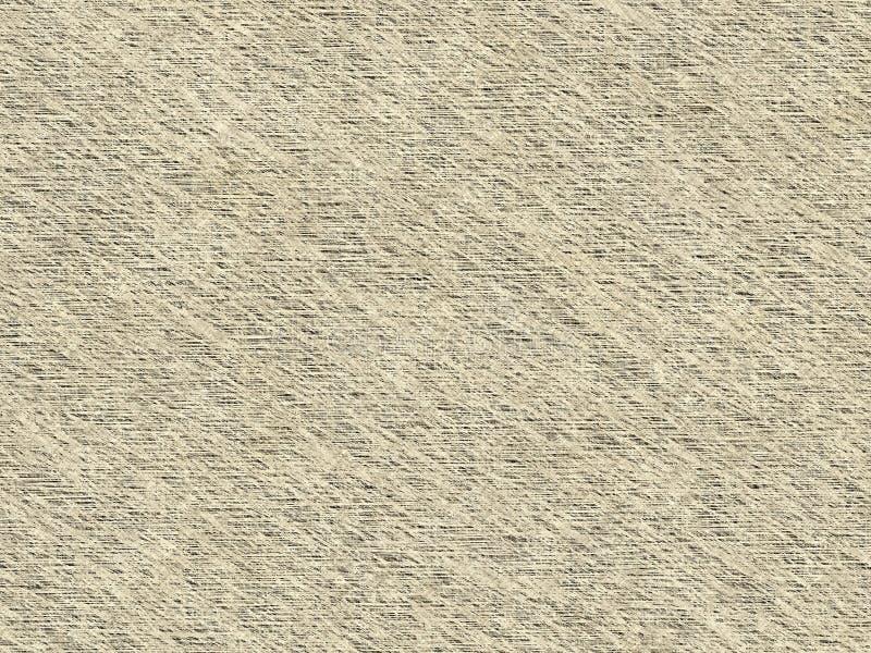 Texture fabriquée à la main de papier blanc de vintage illustration stock