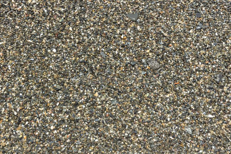 The texture of the fine beach sand royalty free stock photos