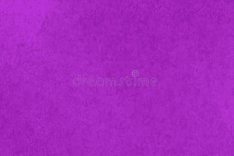 Texture fine d'un papier pourpre de billet de trafic illustration stock