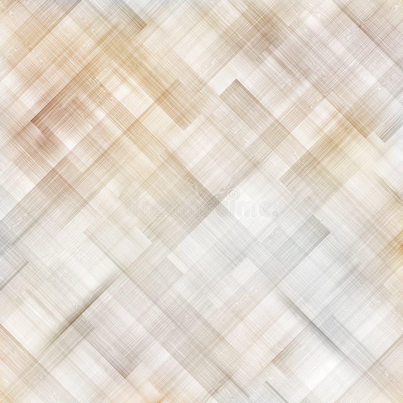 Texture Of Fine Light White Brown Parquet. + EPS10 Stock Photo