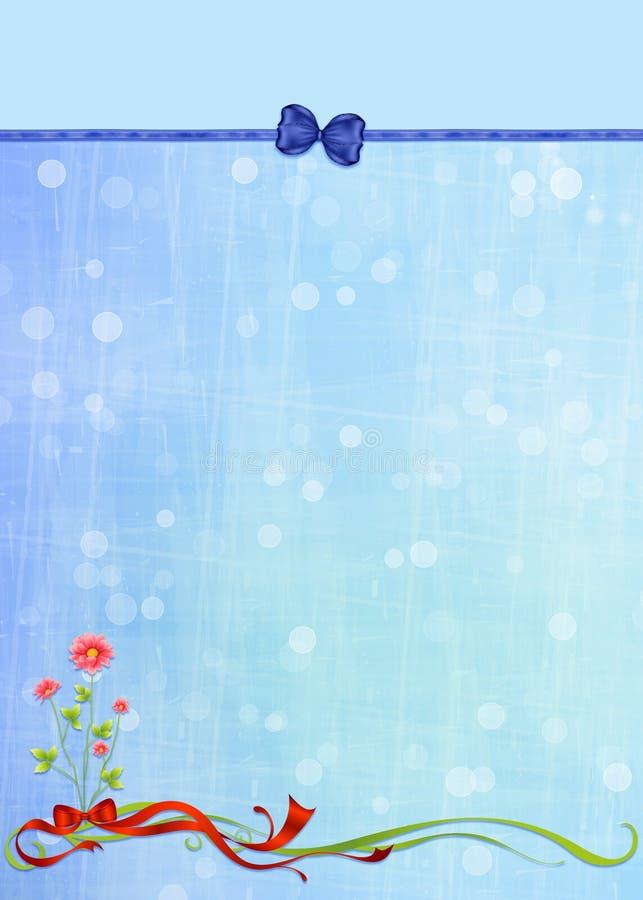 Texture florale illustration de vecteur