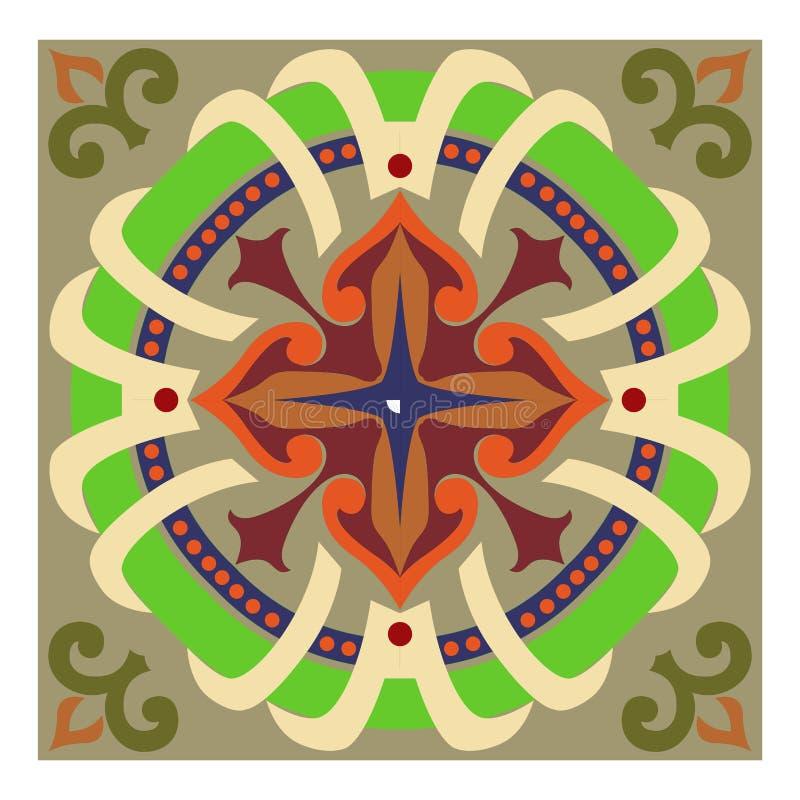 Texture foliaire verte et jaune, fond floral d'automne transparent pour tissu illustration libre de droits