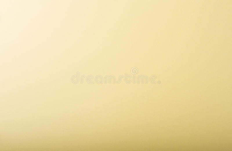 Texture friable de papier jaune d'aquarelle illustration stock
