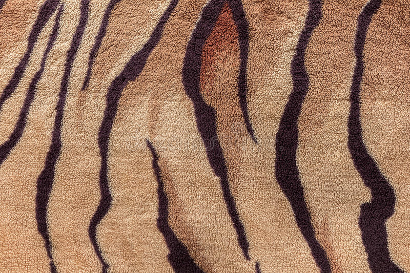Texture of fur bedspreads royalty free stock image