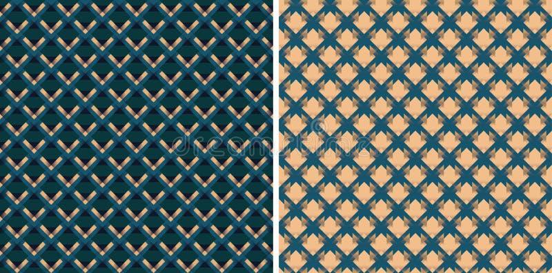 Texture géométrique de papier peint cher photo libre de droits