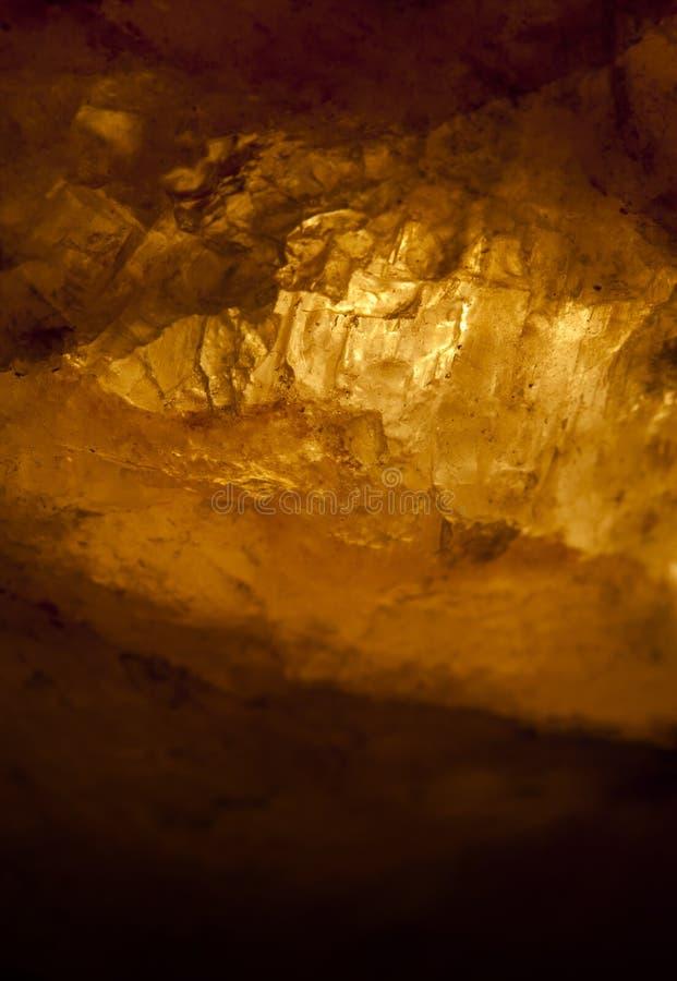 Texture of gem , glowing Himalaya salt stock images