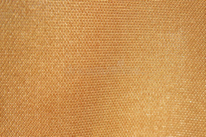 Texture golden fabric royalty free stock photo