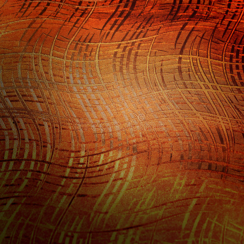Texture. On golden paper, High contrast royalty free stock images