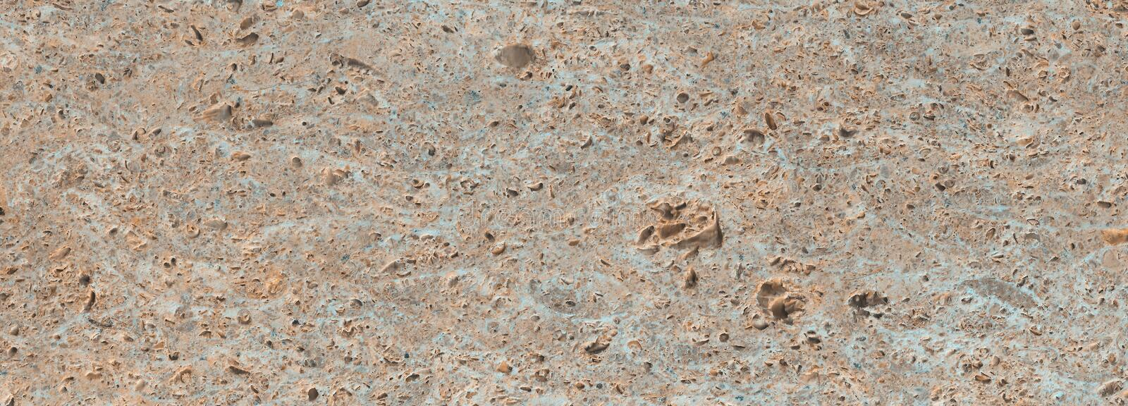 The texture of granite. This is a common type of felzik, which has a grainy and plywood texture. royalty free stock images