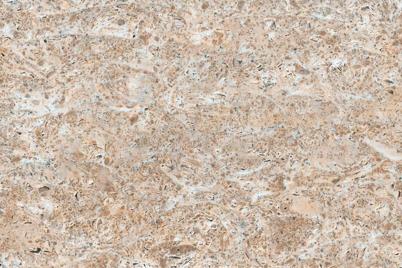 The texture of granite. This is a common type of felzik, which has a grainy and plywood texture. royalty free stock photo