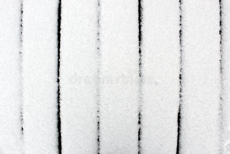 Texture gray concrete wall grooved surface. Snow, background, wood, winter, christmas, board, white, texture, space, wooden, cold, xmas, new, empty, nature, ice royalty free stock images