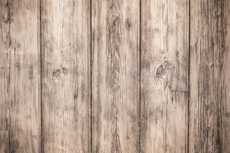Texture of gray wooden boards. Light wooden table. Rustic closeup. Light wood background. Empty plank gray wooden wall texture bac stock images