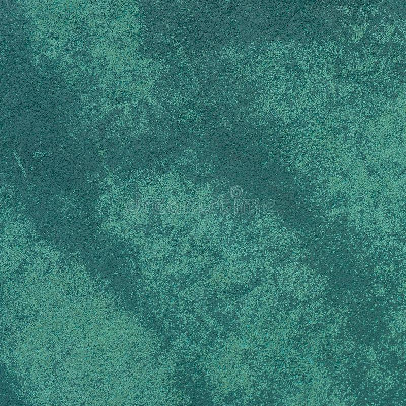 Texture of green non-slip mat rubber floor on playground Backgroung stock photos