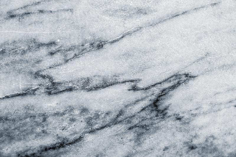 Texture of grey marble. With black stains, scratches, scuffs royalty free stock image