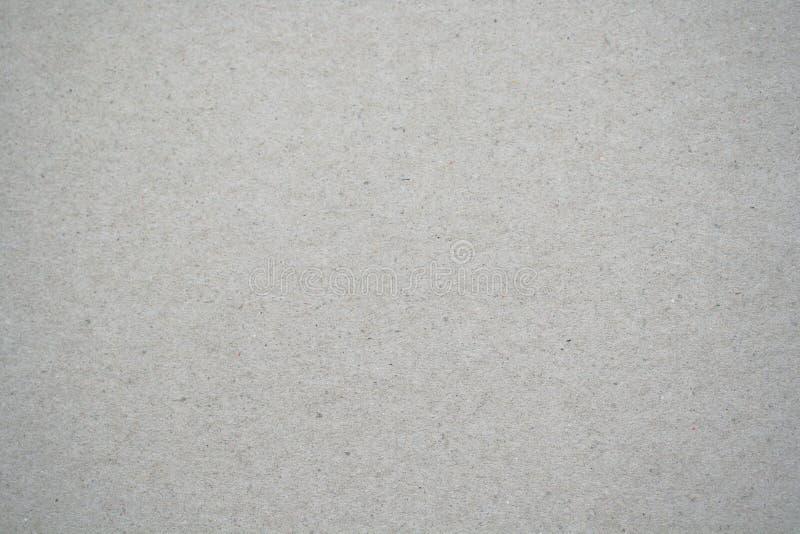 Texture grise de carton photographie stock libre de droits