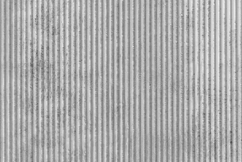 Texture grise de fond avec des cannelures photos libres de droits
