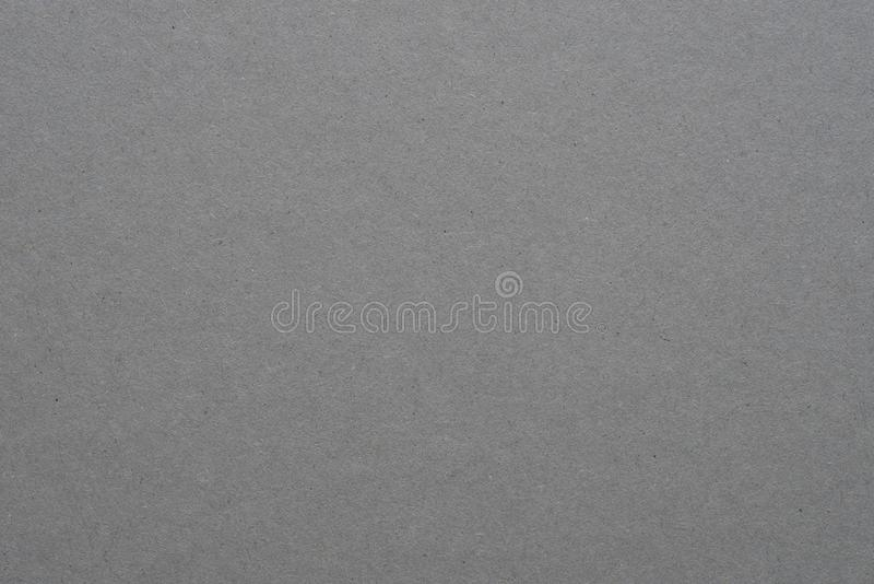 Texture grise de fond de carton images libres de droits