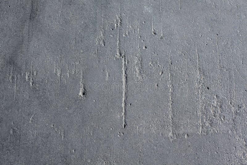 Texture grise de grunge de mur en béton photo libre de droits