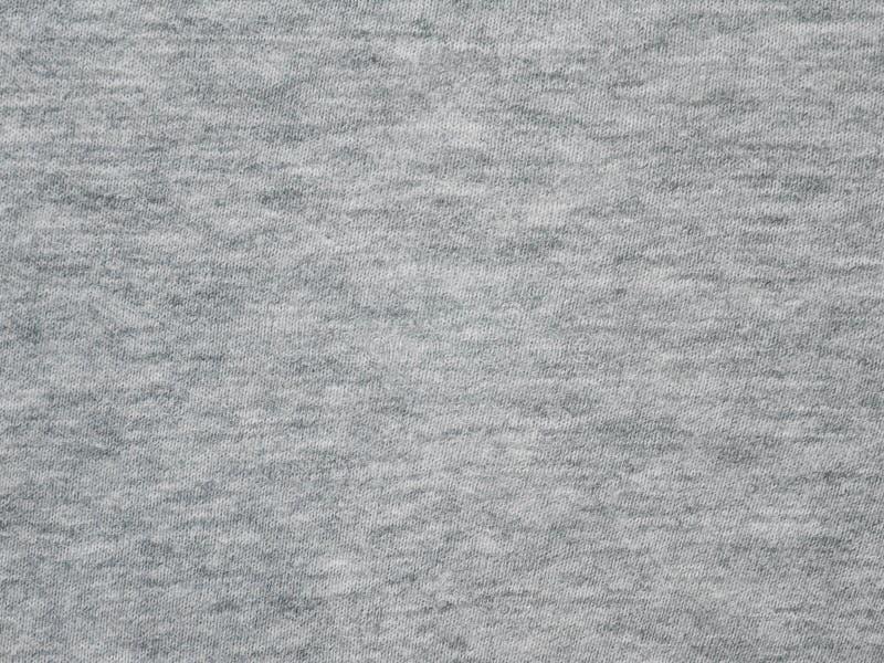 Texture grise de tissu de coton de Heather images stock