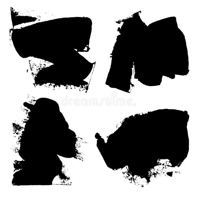 Texture grunge 014 illustration stock