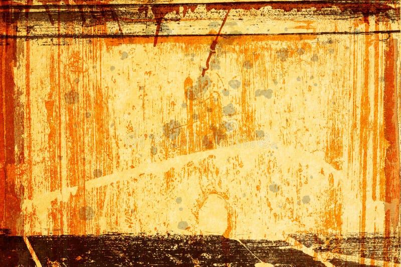 Texture grunge illustration stock