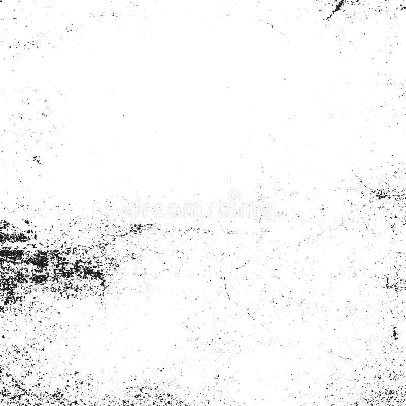 Texture grunge, art de fond sale, vecteur image libre de droits