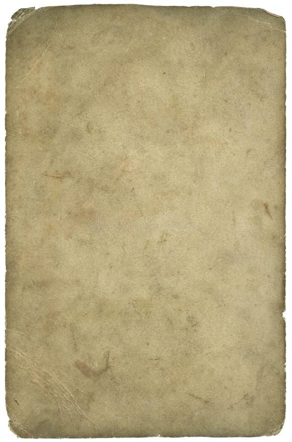 Texture grunge de papier historique photo stock