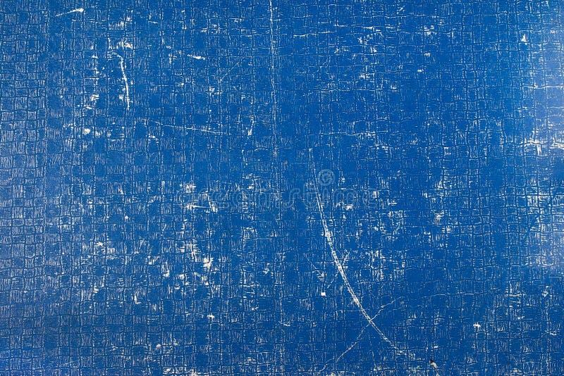 Texture grunge de tissu Cache de vieux livre photographie stock